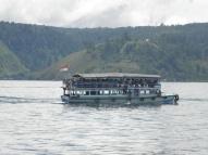 Transportasi kapal di Danau Toba