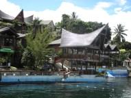 Penginapan di Pulau Samosir