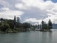 Landscape Pulau Samosir