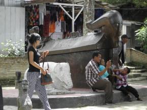 Makam Raja Sidabutar - Pulau Samosir